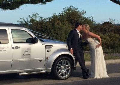 Wedding car hire Victor Harbor.